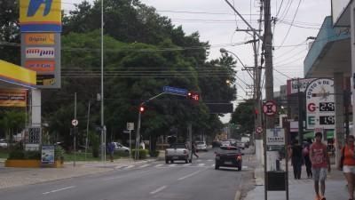 O objetivo dessa etapa foi à criação de anéis de circulação como medida para desafogar o trânsito, pois há uma redistribuição e organização do fluxo de veículos. (Foto: Chico de Paula/PortalR3)
