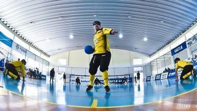 Nos Jogos Paulistas, a primeira de várias etapas reúne as modalidades: goalball, xadrez, judô, natação, atletismo e futebol de cinco. (Foto: Divulgação/PMSJC_