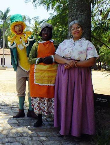 O Sítio do Picapau Amarelo tem várias atrações neste final de semana em Taubaté. (Foto: divulgação)