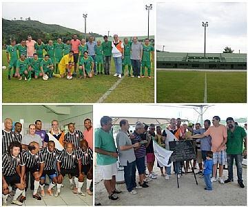 No evento, time Máster do SC Corinthians Paulista. (Foto:  Halsey Madeira/PMSS)