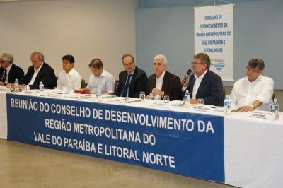 Prefeito de Ilhabela foi escolhido por aclamação e coordenará ações regionais dos 39 municípios que compõem a Região Metropolitana do Vale do Paraíba, Serra da Mantiqueira e Litoral Norte. (Foto: Divulgação/PMI)