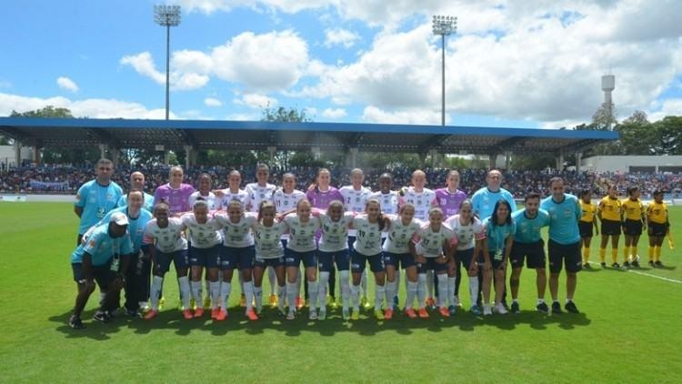 São José e a Seleção Brasileira Feminina realizam jogo-treino neste sábado, às 17h, com entrada franca. (Foto: Tão Martins/PMSJC)