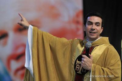 O encerramento da Festa da Misericórdia será às 15h30, com a missa presidida pelo padre Fábio de Melo. (Foto: Divulgação/Canção Nova)