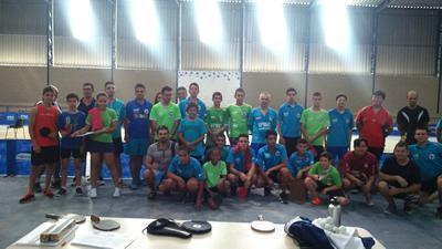 A Equipe de mesatenistas conta com total apoio da Prefeitura, por meio da Secretaria de Esporte e Lazer. (Foto: Divulgação/PMT)