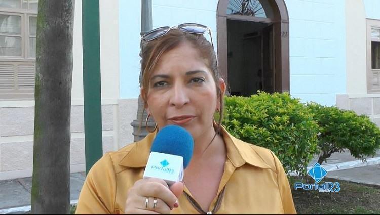 Gislene Cardoso explicou detalhes sobre o evento ao PortalR3. (Foto: PortalR3)