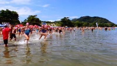 Mais de 400 competidores participaram do evento, que está na 19ª edição. São José ficou em segundo lugar, atrás dos anfitriões. (Foto: Divulgação/PMSJC)
