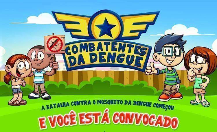 Campanha de combate à dengue ganha novo visual em Pindamonhangaba. (Foto: Reprodução)