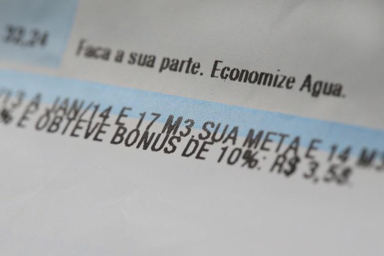 A proposta da Sabesp já foi enviada à Agência Reguladora de Saneamento e Energia de São Paulo (Arsesp) e será apresentada em audiência pública no início da noite de hoje. (Foto: Marcos Santos/ Jornal da USP (19/03/2015)