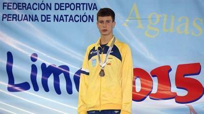 João Pedro ajudou o Brasil a sair na frente dos demais países na classificação geral no primeiro dia de competições. (Foto: Divulgação/PMSJC)