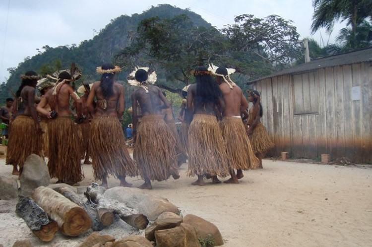 Índios Tupinambás. (Foto: Creative Commons - CC BY 3.0)