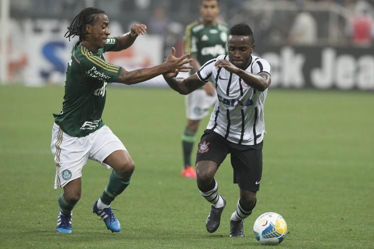 Palmeiras eliminou o Corinthians. (Foto: Daniel Augusto Jr. / Ag. Corinthians)