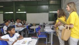No total, 80% dos professores acreditam que ter uma formação específica para orientar o trabalho a partir das avaliações externas inluencia positivamente a educação (Foto: Elza Fiúza/Agência Brasil)