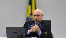 Ministro Teori Zavascki é o relator dos processos da Operação Lava Jato no Supremo Tribunal Federal. (Foto: Valter Campanato/Agência Brasil)
