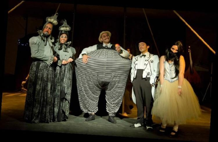 Piccolo Circo Piccolo, do Circo Teatro de Variedades, é uma das atrações.  (Foto: Ligiane Braga/Divulgação)