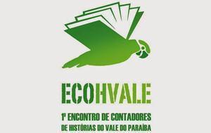 Palestras, rodas de conversa e contações de histórias marcam o Ecohvale – 1º. Encontro de Contadores de Histórias do Vale do Paraíba