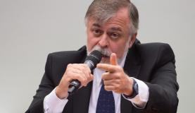 Paulo Roberto Costa quer contribuir com os trabalhos da CPI. (Foto: Marcelo Camargo/Agência Brasil)