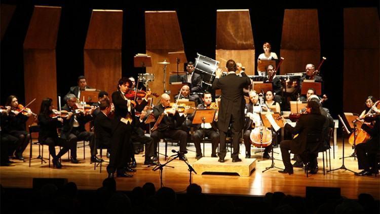 Neste primeiro, além da 5ª Sinfonia de Beethoven, a Orquestra Sinfônica executará obras de Carl Maria von Weber e François Borne. (Foto: Charles de Moura/PMSJC)