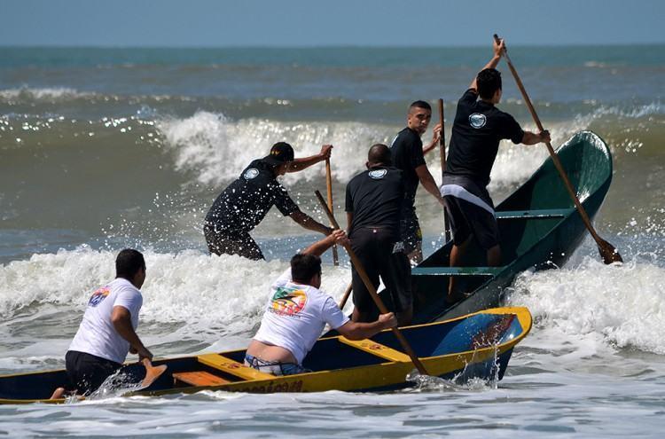 O circuito conta ainda com outras duas etapas: 19 de julho no Ubatumirim e 6 de dezembro na praia do Cruzeiro. (Foto: Divulgação/PMU)