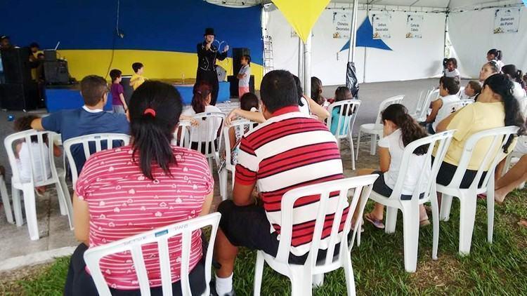Show do mágico Jack será atração na tarde do  próximo sábado. (Foto: Divulgação/PMP)
