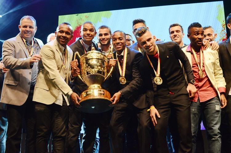 Evento premiu os melhores jogadores da Série A do Paulistão 2015. (Foto: Federação Paulista de Futebol)