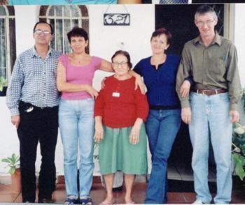 Família Ouverney. (Foto: Divulgação)