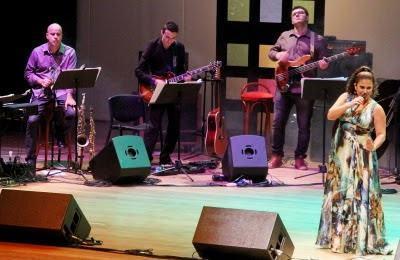 Micheli vai interpretar canções do universo afro. (Foto: Valter Pereira/PMJ)