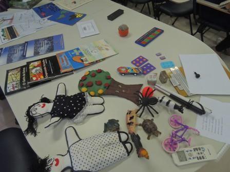 Encontros temáticos do Programa Estrada para a Cidadania acontecem em escolas municipais. (Foto: Divulgação