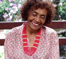 A cantora já se apresentou ao lado de nomes como Baden Powell, Jair Rodrigues, Leny Andrade e outros. (Foto: Divulgação/Sesc)