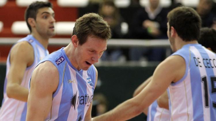 o jogador da seleção Argentina, Christian Poglajen, que disputou a última temporada pelo Montes Claros, agora é do São José. (Foto: Divulgação/PMSJC)