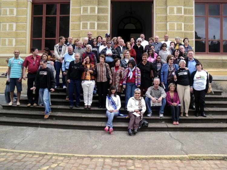 Trovadores em Nova Friburgo. (Foto: divulgação)