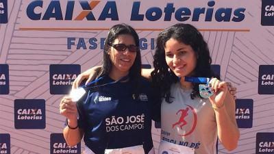 Foram 5 de ouro, 4 de prata e 6 de bronze no Campeonato Brasileiro. (Foto: Divulgação/PMSJC)