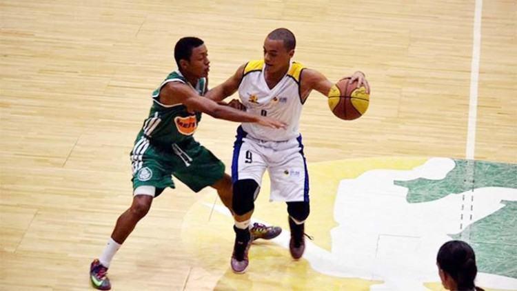 Essa é a segunda convocação da promessa do basquete joseense. (Foto: Arthur Marega Filho/PMSJC)