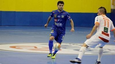 62db707f0b99d São José vence e assume vice-liderança da Liga Paulista de Futsal