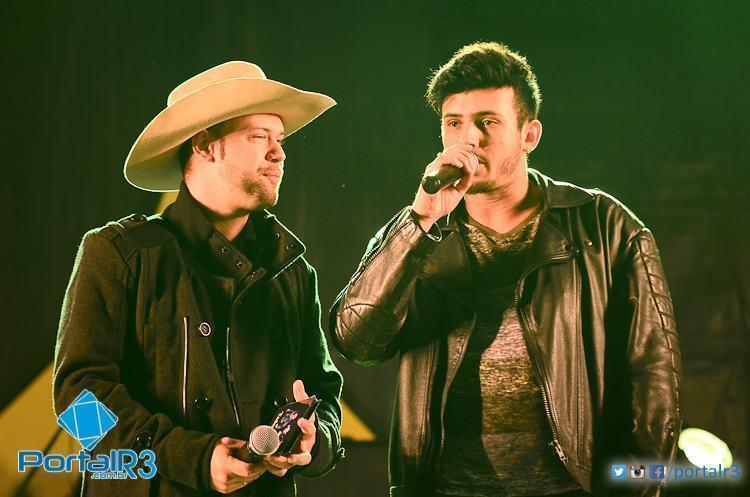 VÍDEO: show de Tadeu & Rafael na Festa Junina do SOS terá lançamento