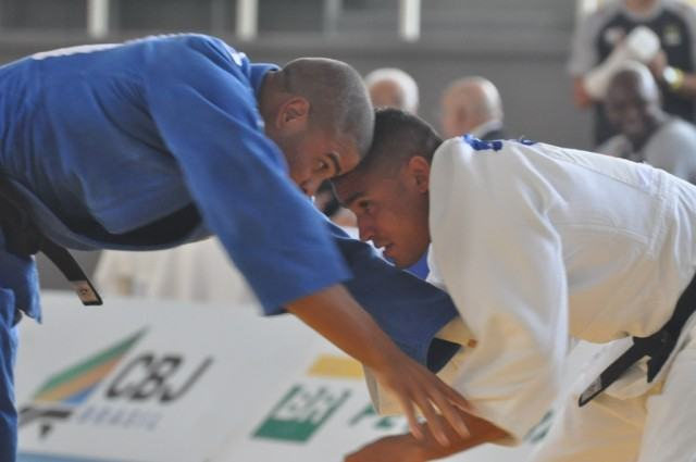 Judocas de várias partes do Brasil estarão em Taubaté neste importante evento do esporte. (Foto: CBJ)