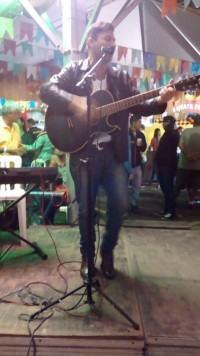 Wesley Jordani se apresenta às 9h30 no Mercatau. (Foto: Divulgação/PMT)