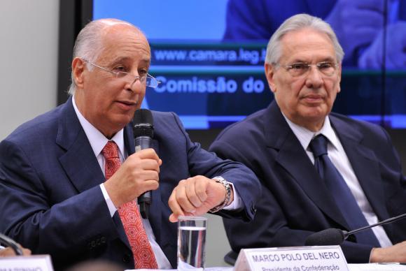 Para Del Nero, as denúncias são referentes a um período em que ele ainda não era o presidente da CBF. (Foto: Fabio Rodrigues Pozzebom/Agência Brasil)