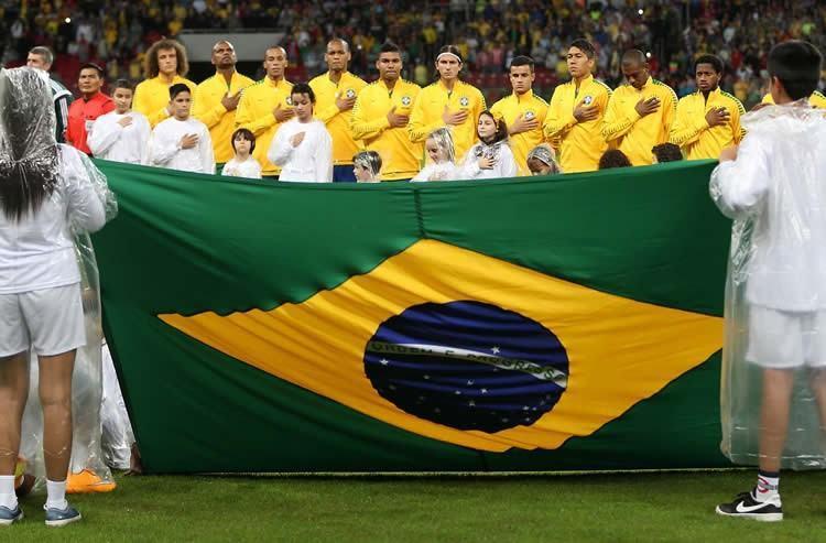 Brasil enfrentou Honduras no Rio Grande do Sul. (Foto: Rafael Ribeiro/CBF)