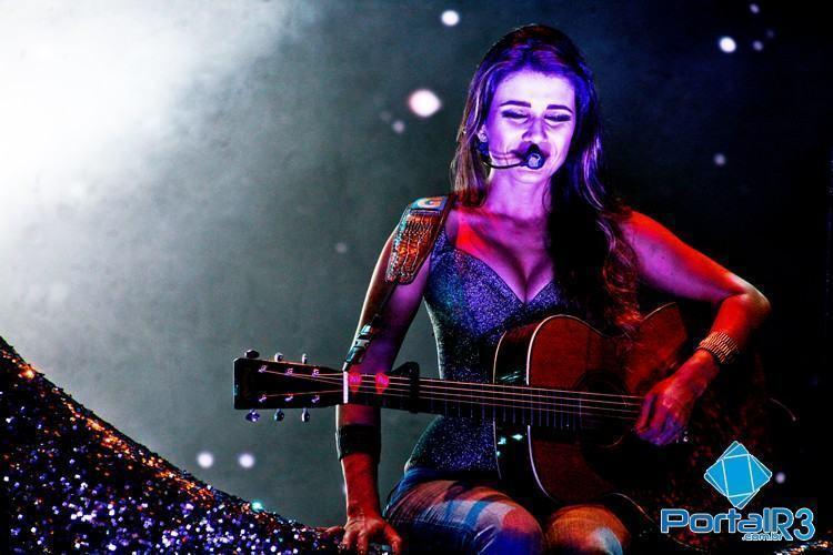 Paula Fernandes será a grande atração da abertura da Festa de São João. (Foto: Marcelo Souza/Arquivo PortalR3)