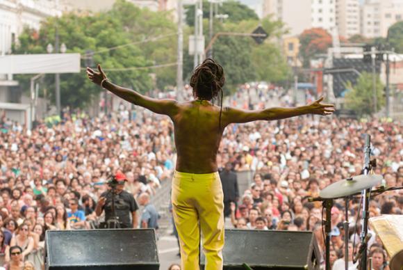 Virada Cultural em São Paulo_movimenta o fim de semana. (Foto: Divulgação/ Prefeitura de SP)