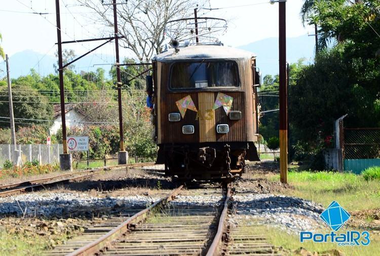 A intenção é dar comodidade aos passageiros da EFCJ. (Foto: Luis Claudio Antunes/PortalR3)