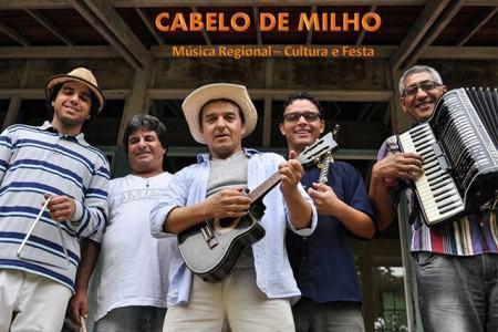 . O grupo Cabelo de Milho, com a participação de Ana Maria Carvalho, trará um show musical inédito com canções do cancioneiro popular. (Foto: Divulgação/Ajfac)
