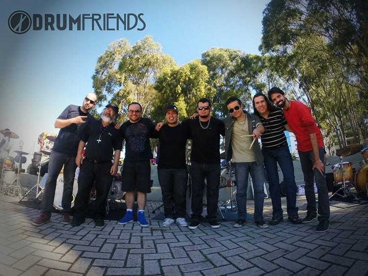 Festival Drumfriends tem por objetivo fomentar a cena da música instrumental na região. (Foto: Divulgação)