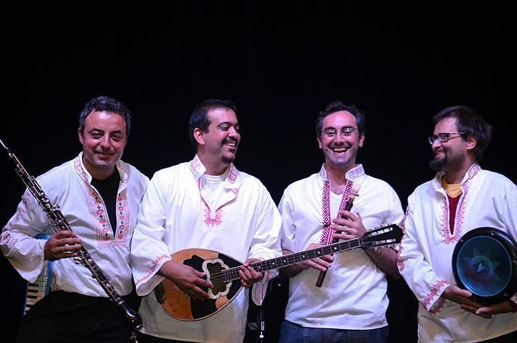 Bálkãn Neo Ensemble, com músicas tradicionais da Bulgária, será atração no dia 24 de junho. (Foto: Divulgação)