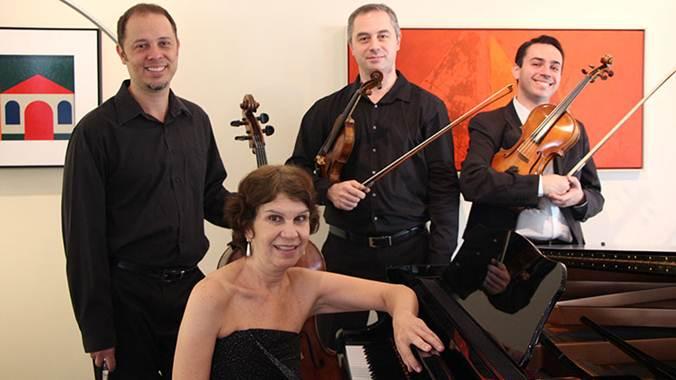 Na sexta-feira (03) o Quarteto Agha traz ao Vicentina uma nova forma de contemplação à música clássica. (Foto: Divulgação/AJFAC)