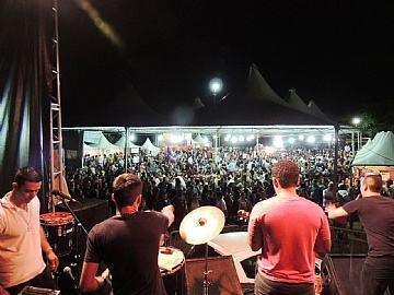 Festa contará com shows musicais. (Foto: Ricardo Faustino/PMSS)