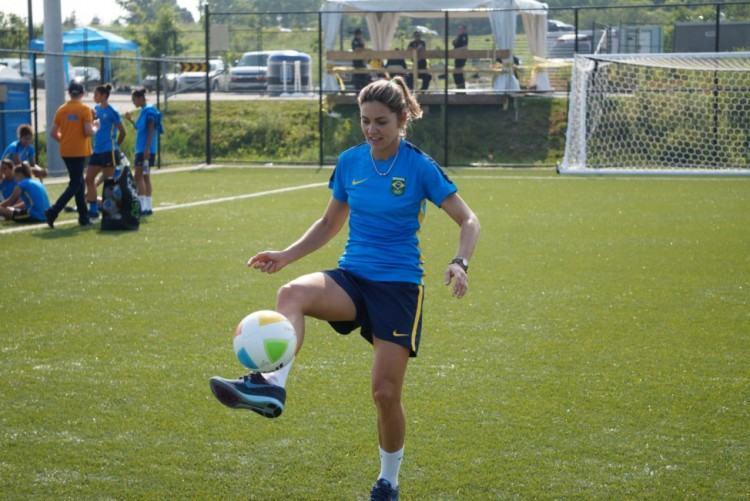 Time volta a campo na quarta-feira para enfrentar o Equador. (Foto: Divulgação/CBF)