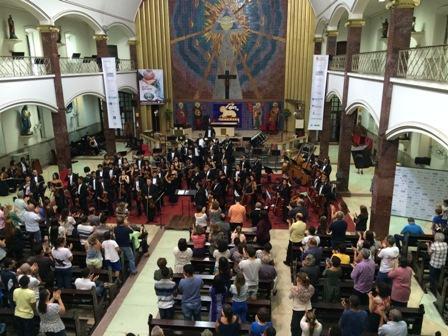 A Orquestra Sinfônica de Barra Mansa, apoiada pela CCR NovaDutra, participará, por mais um ano, do Festival Vale do Café. (Foto: Arquivo/CCR NovaDutra)