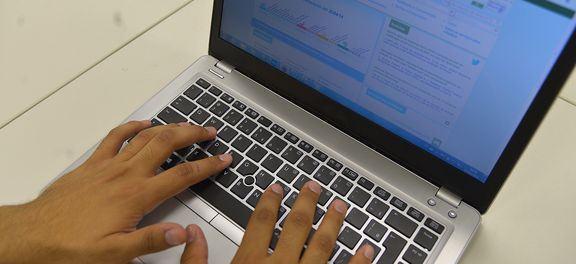 O programa está disponível na página da Receita na internet e na loja do sistema operacional Android para quem tem dispositivos móveis. (Foto: Agência Brasil)