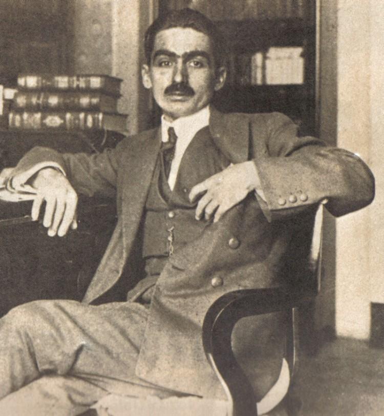 Monteiro Lobato. (Foto: Wikipédia)